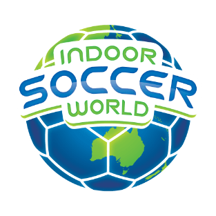 Indoor Soccer World Logo